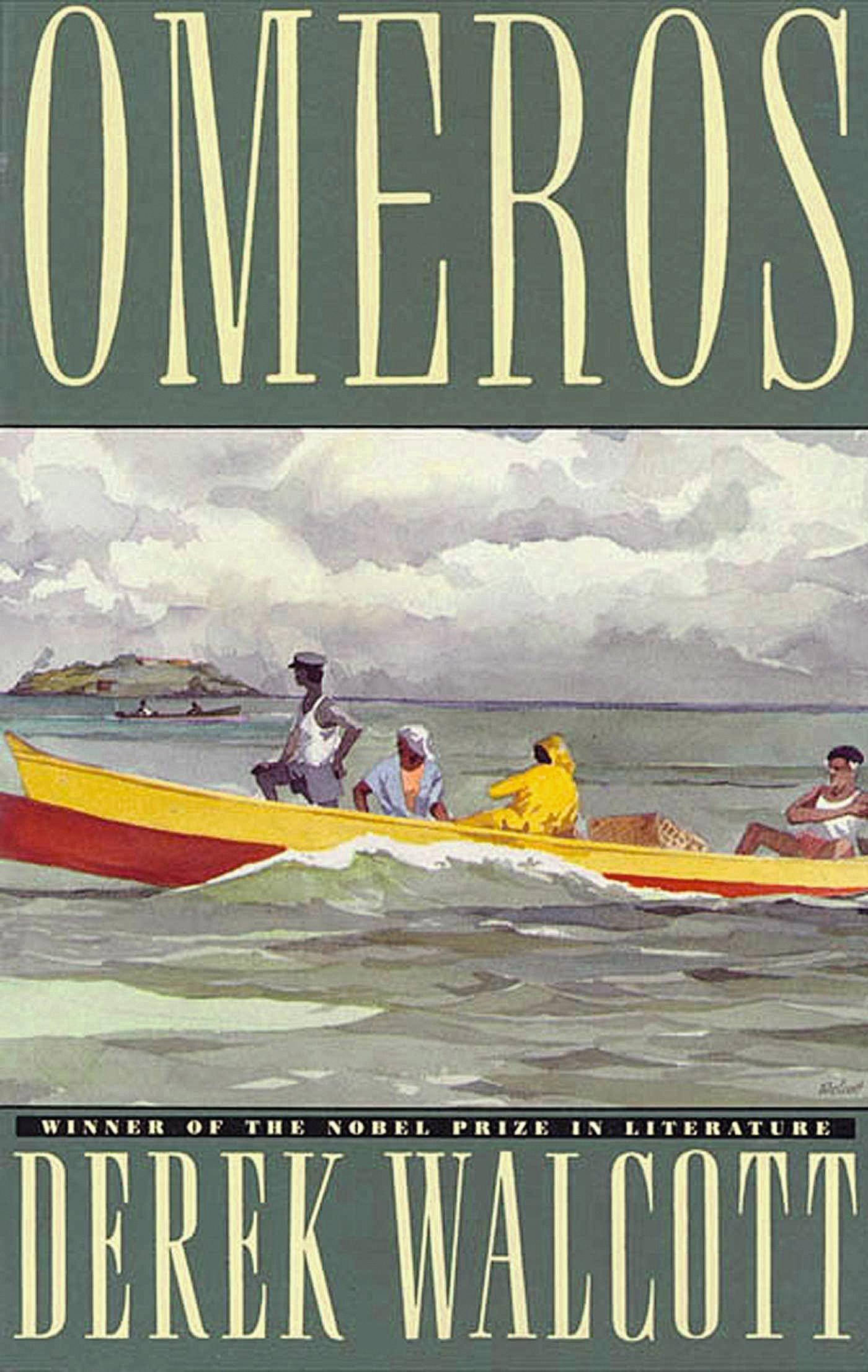 Omeros, Derek  Walcott, 1992.