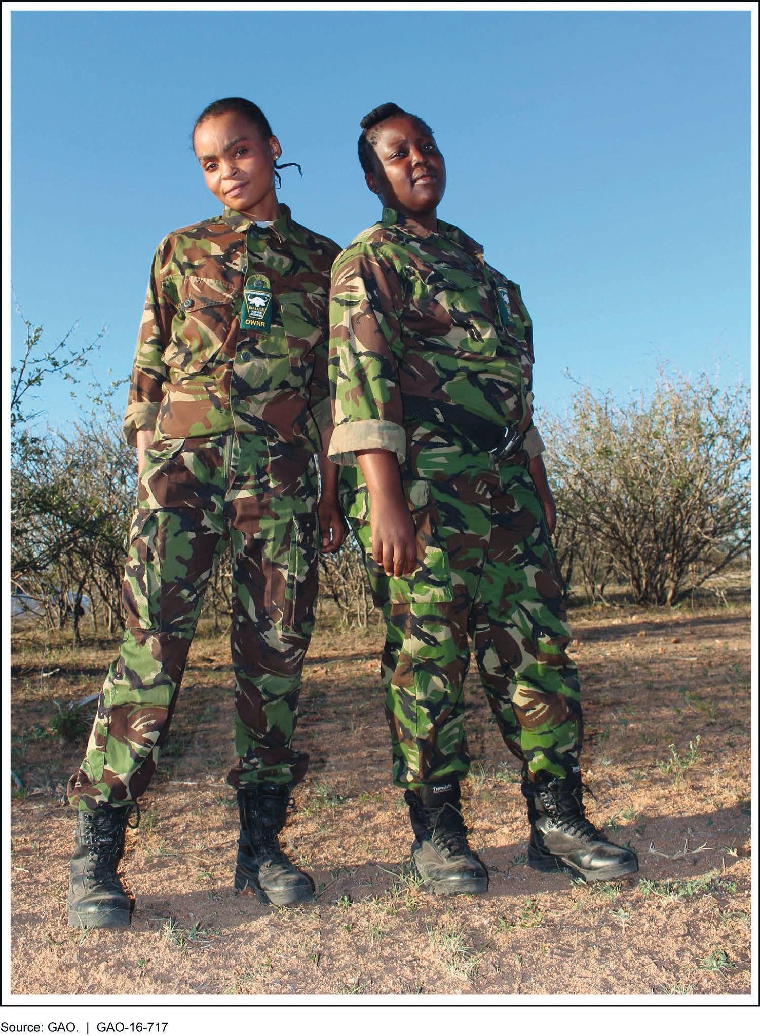 Les Black Mambas : lutter contre le braconnage