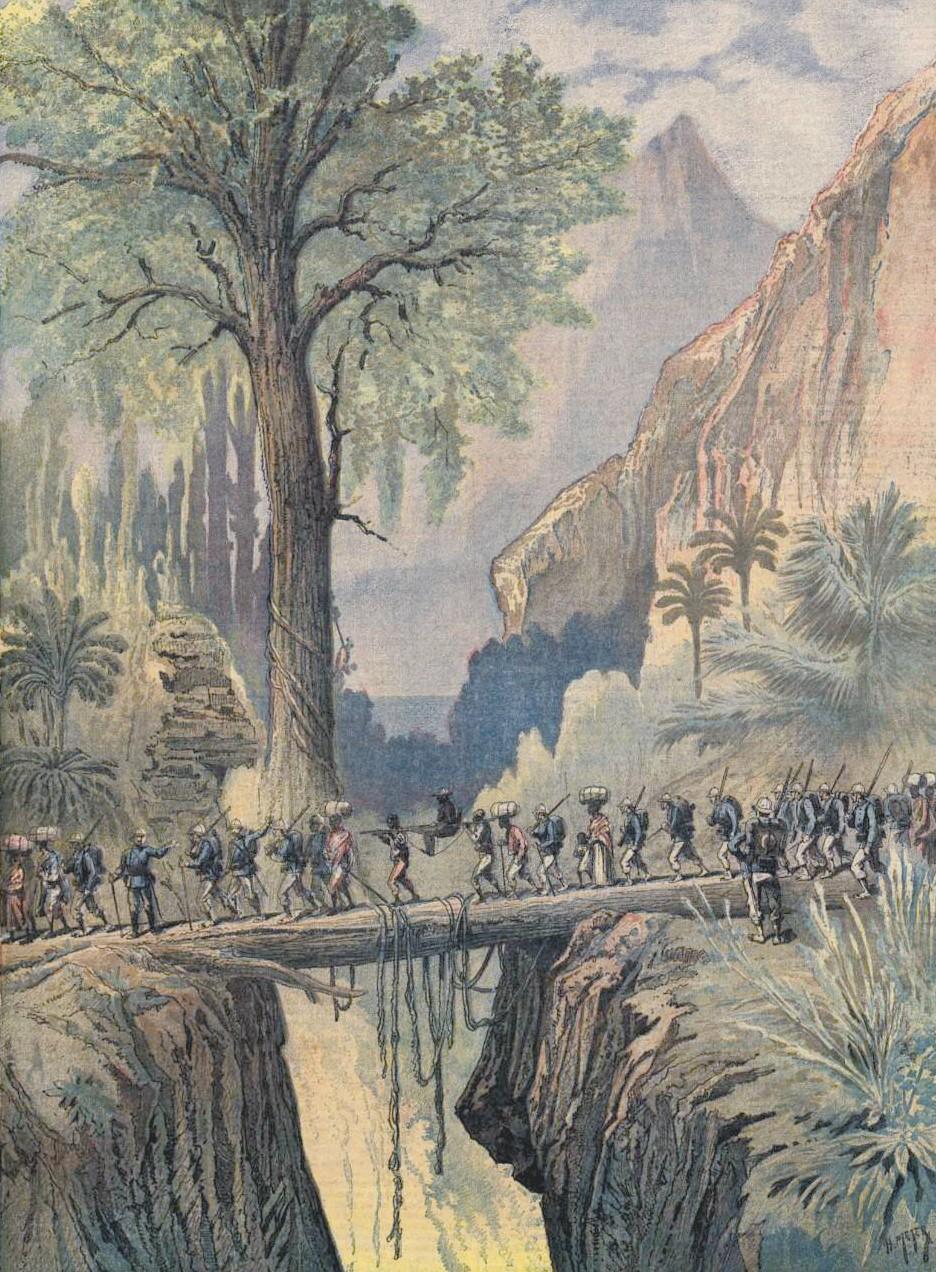 Les colons français à Madagascar, Le Petit Journal
