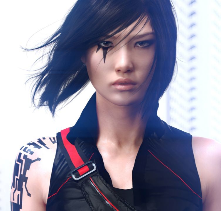 Faith from the video game Mirror's Edge.