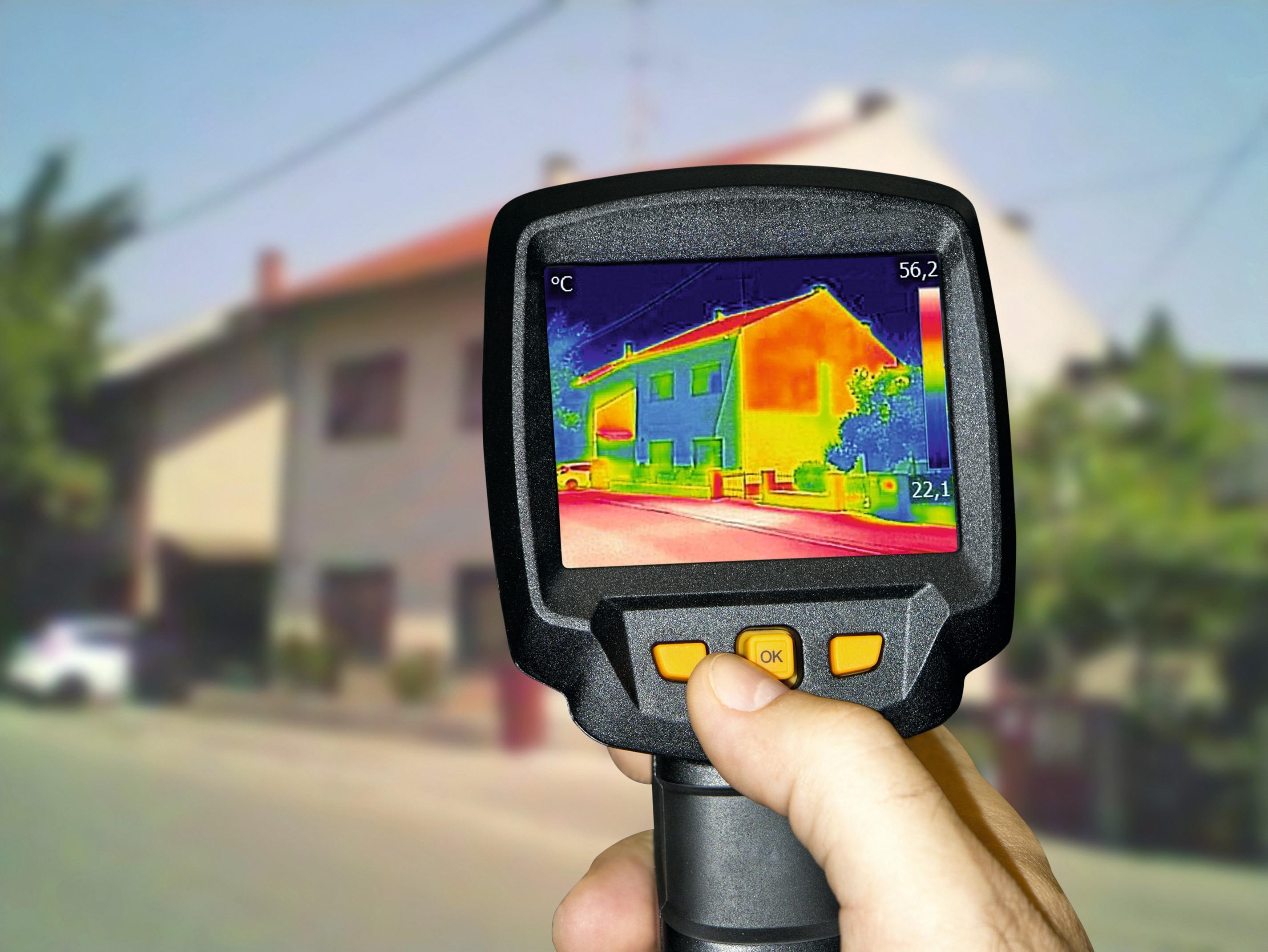 La thermographie (infrarouge)