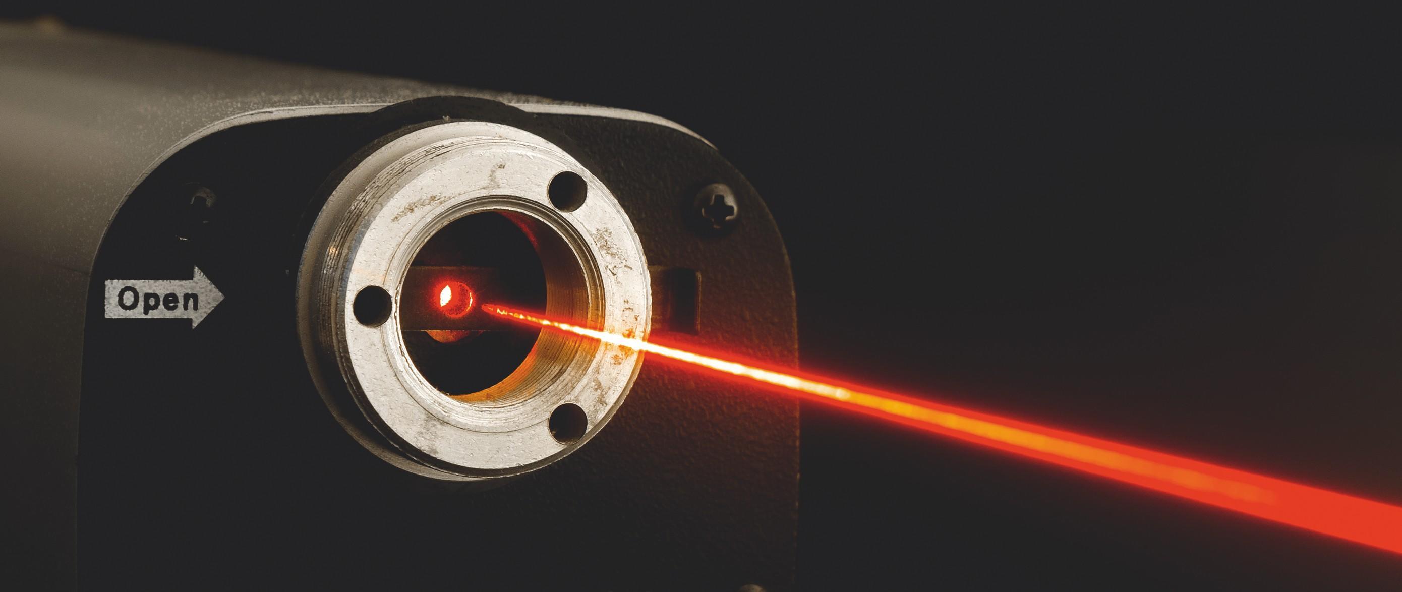 La visée laser