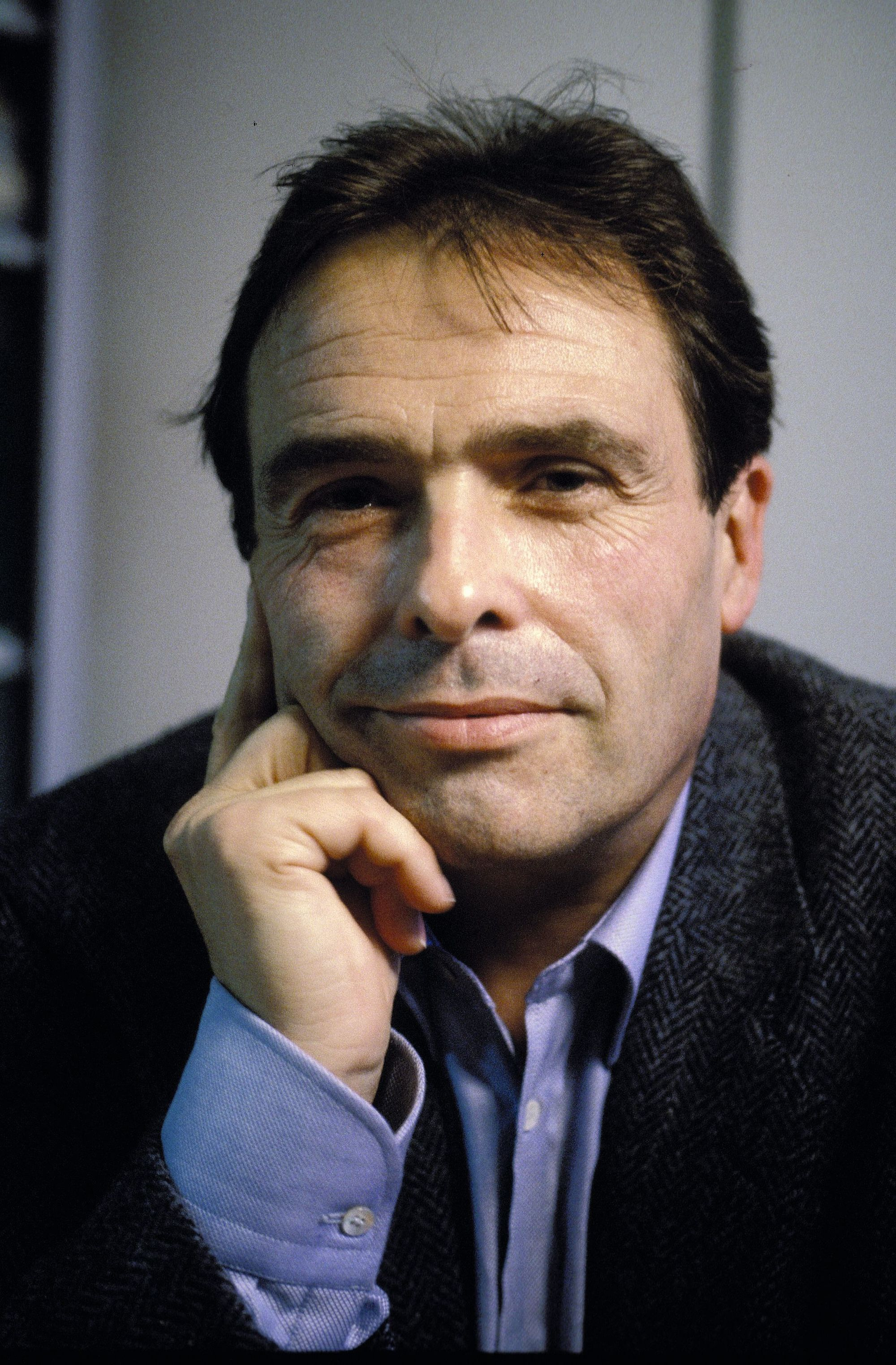 Photo portrait de Pierre Bourdieu