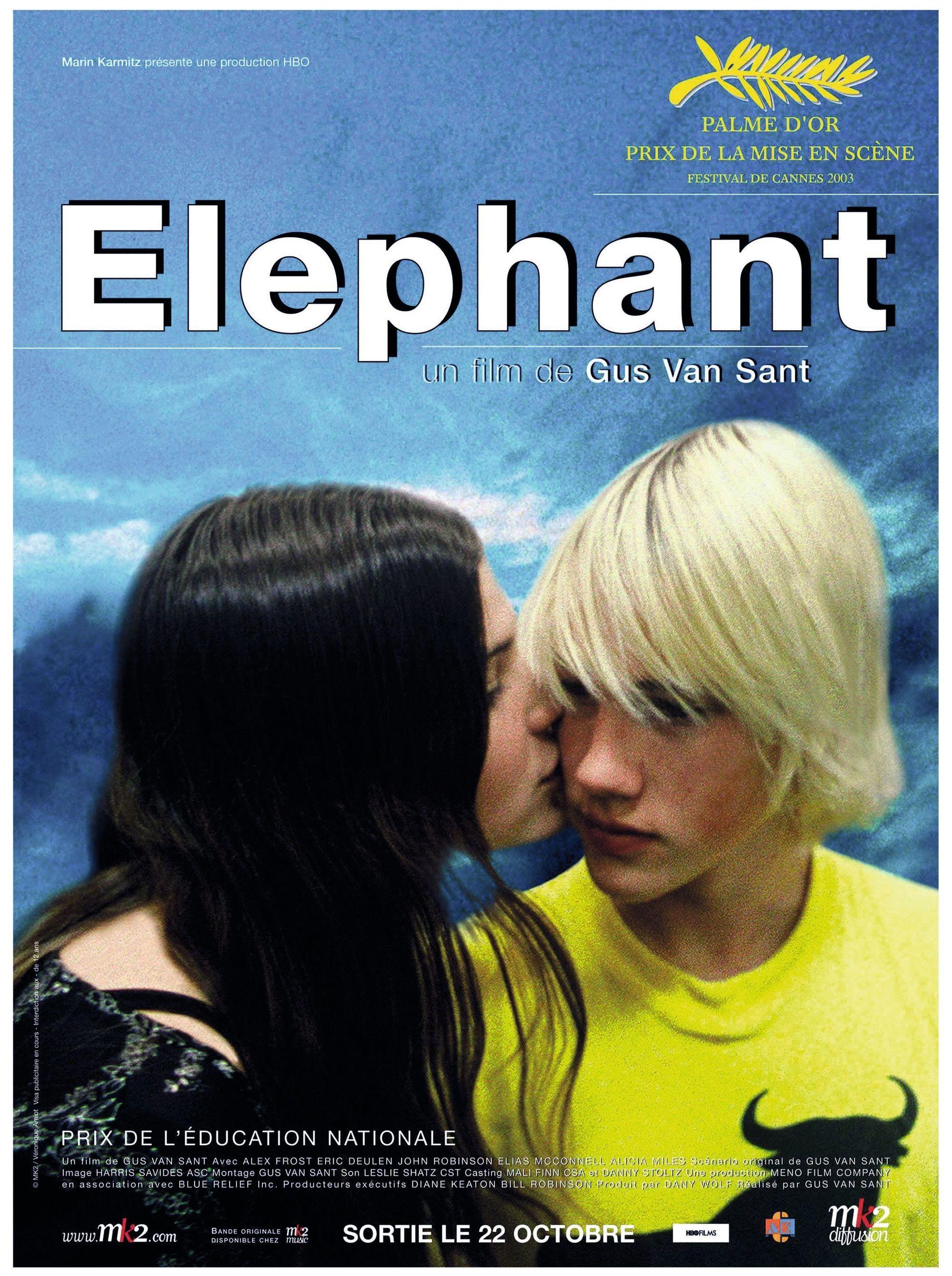 Affiche Elephant Gus Van Sant