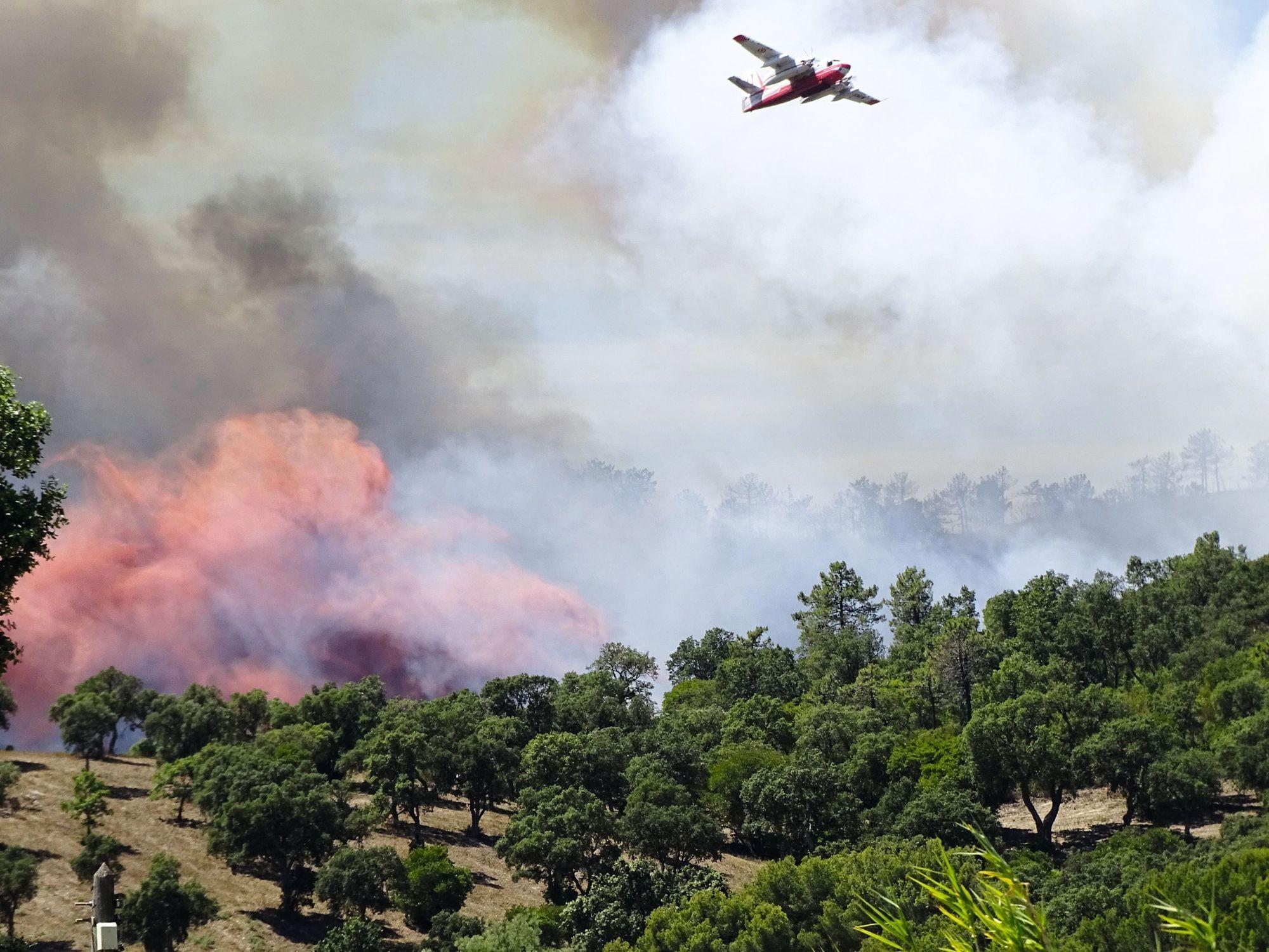 Les incendies, un risque inhérent aux milieux méditerranéens