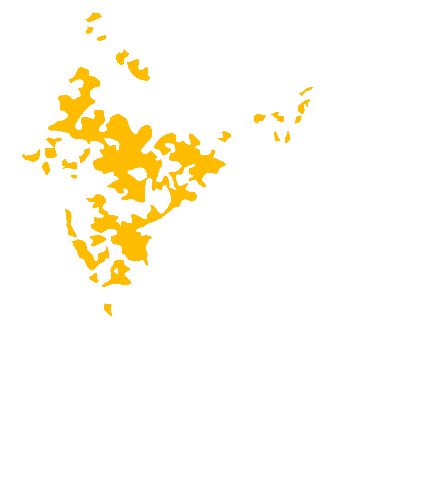 densité de population moyenne