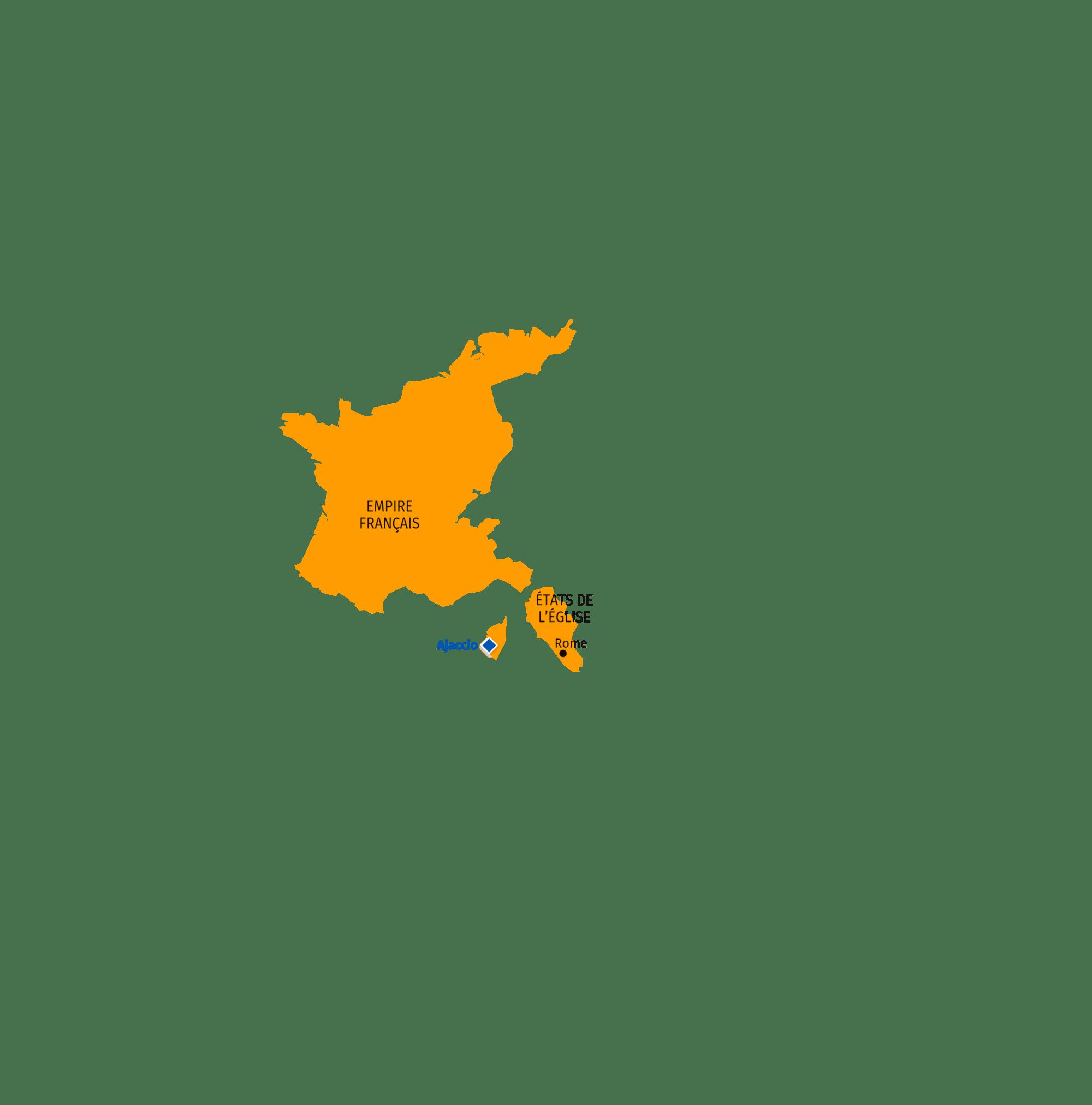 L'Empire En 1811