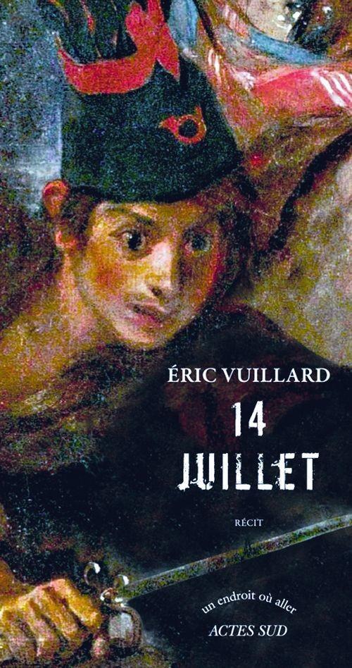 14 juillet, Éric Vuillard