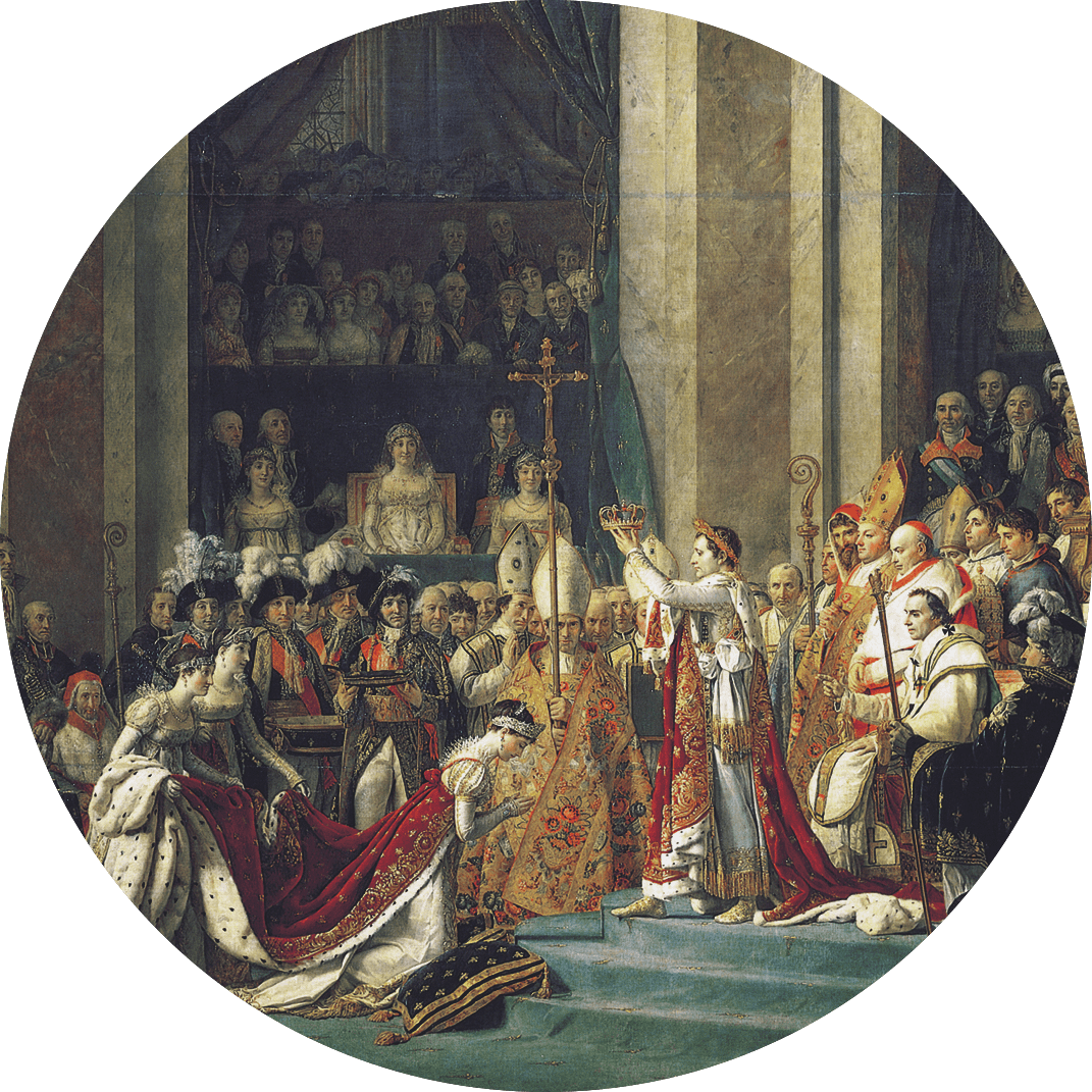 couronnement Napoléon Bonaparte