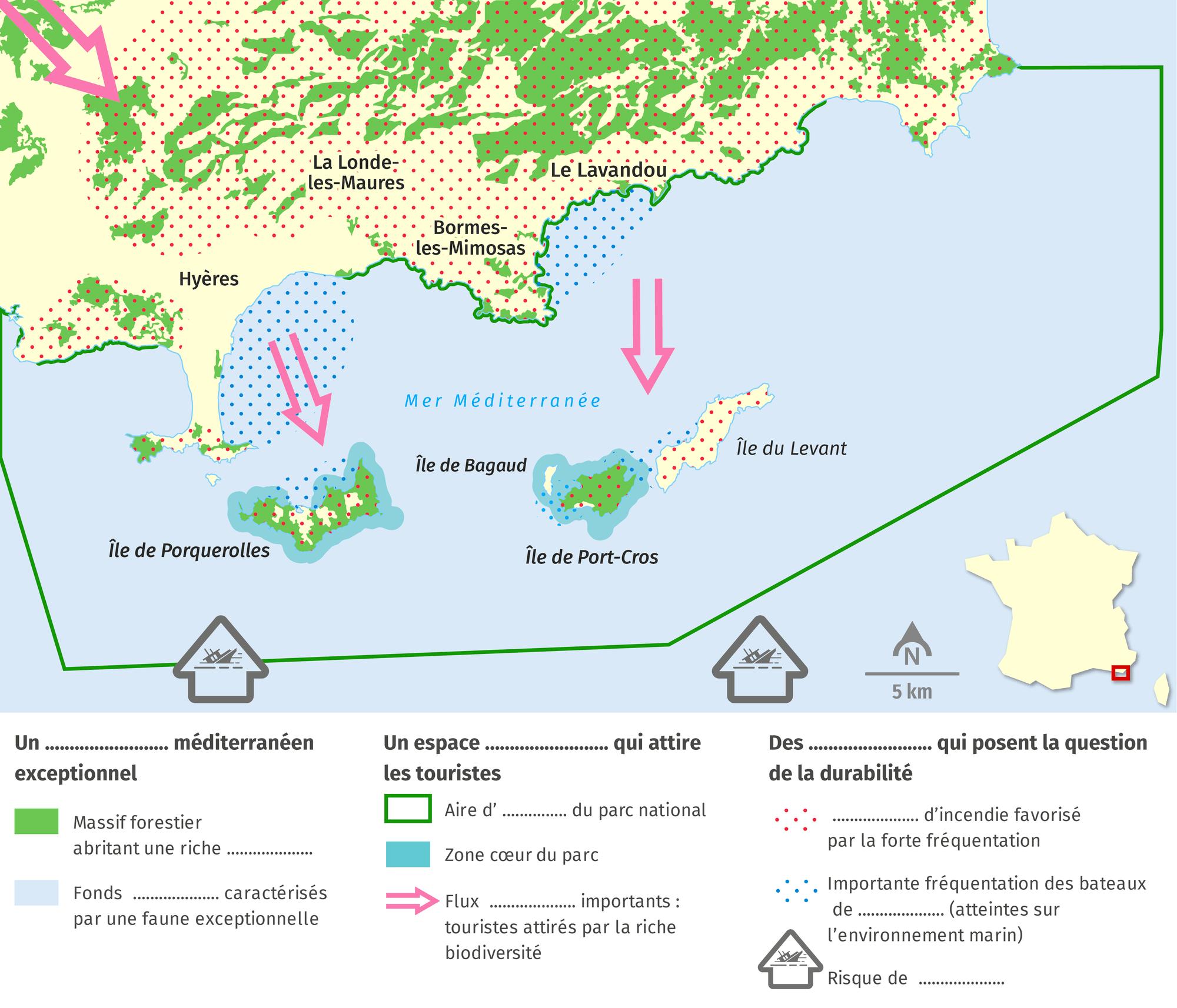 Le Parc national de Port-Cros : protéger pour valoriser ?
