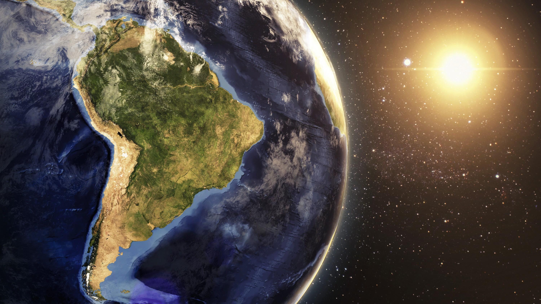 Informations chifrées - Amérique du Sud