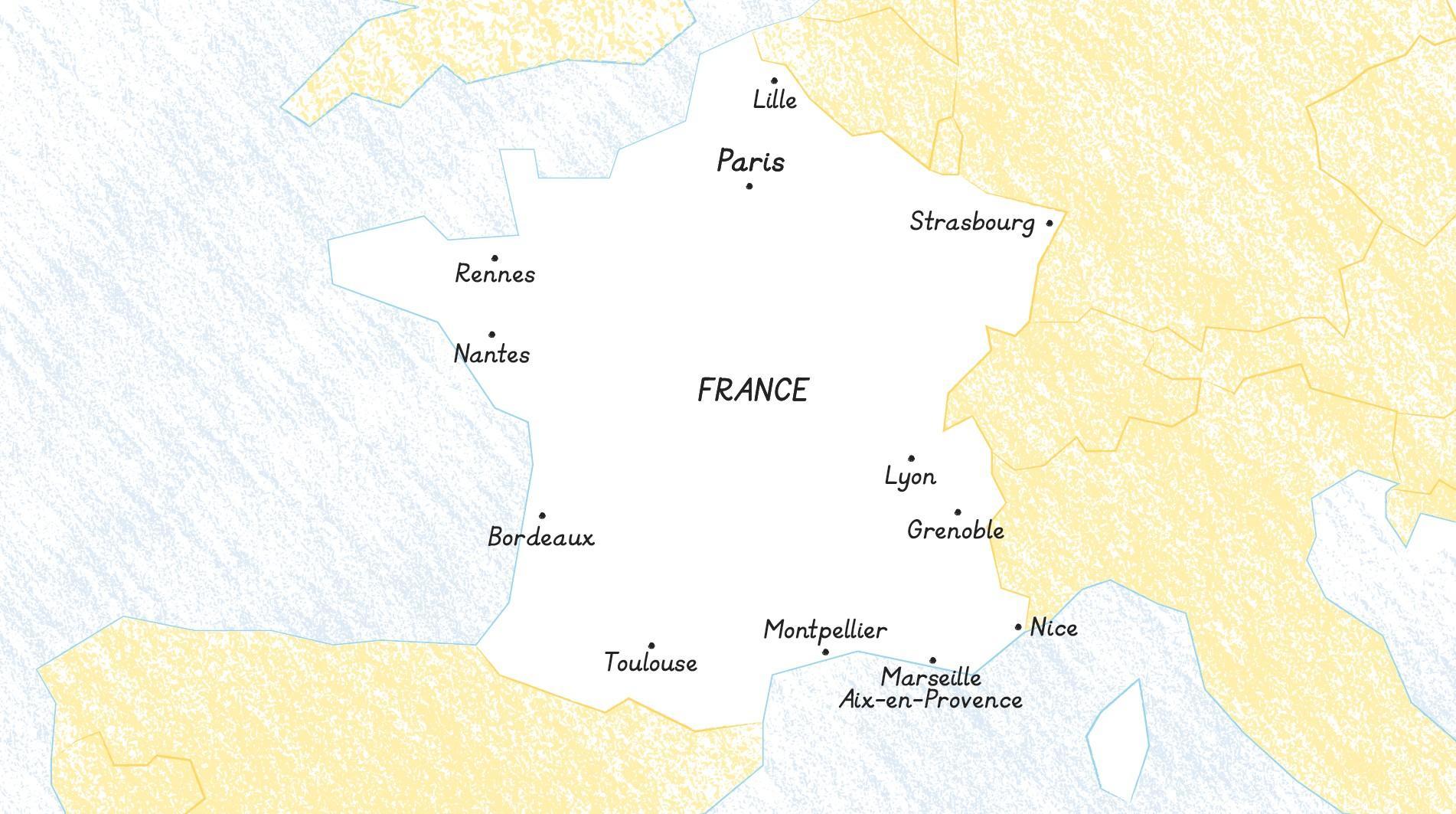 Croquis France