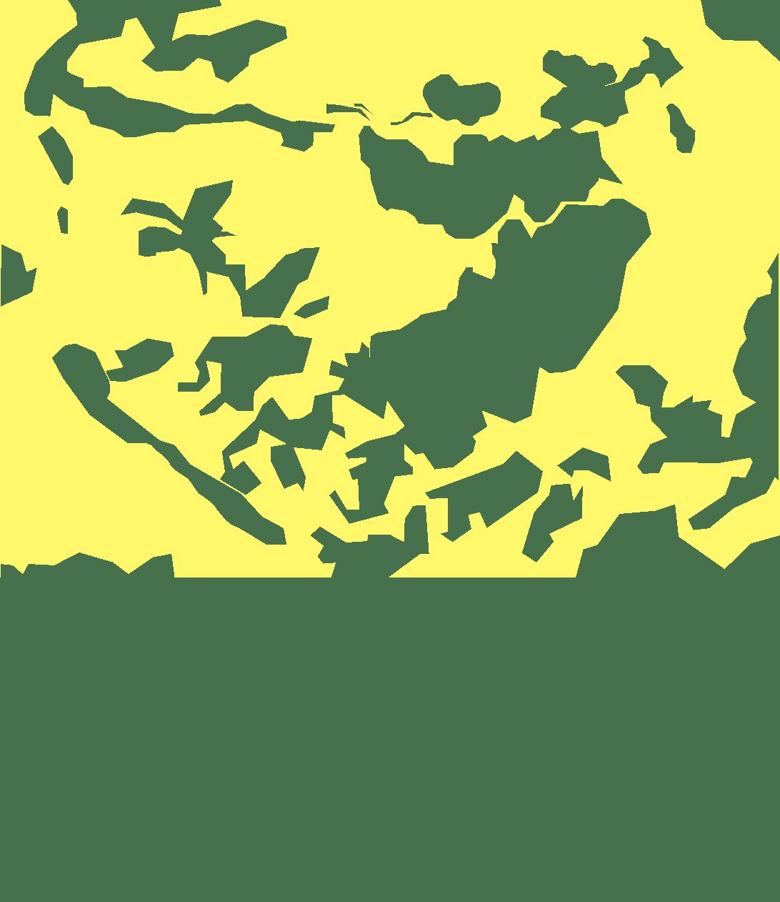 versant de montagne agricole