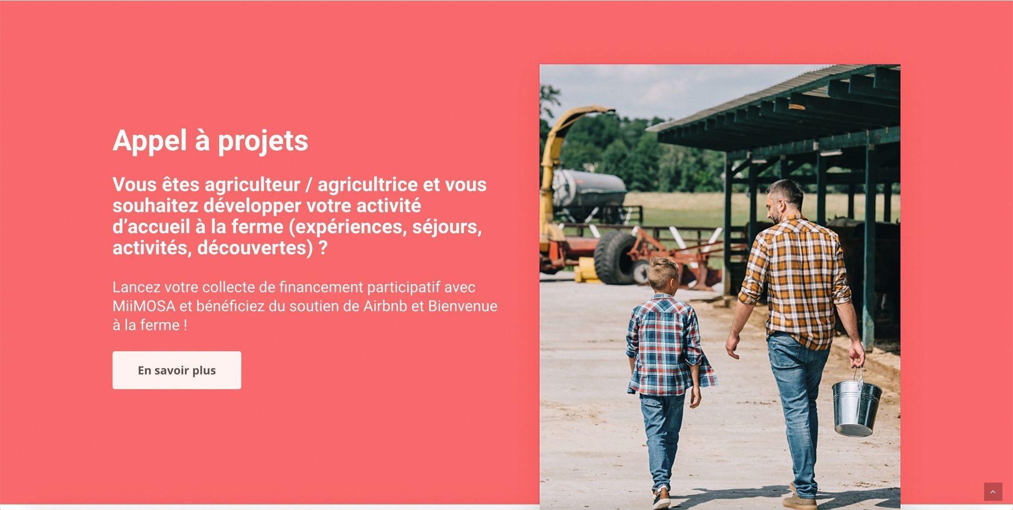 Accueillir à la ferme : de l'activité agricole à l'activité touristique
