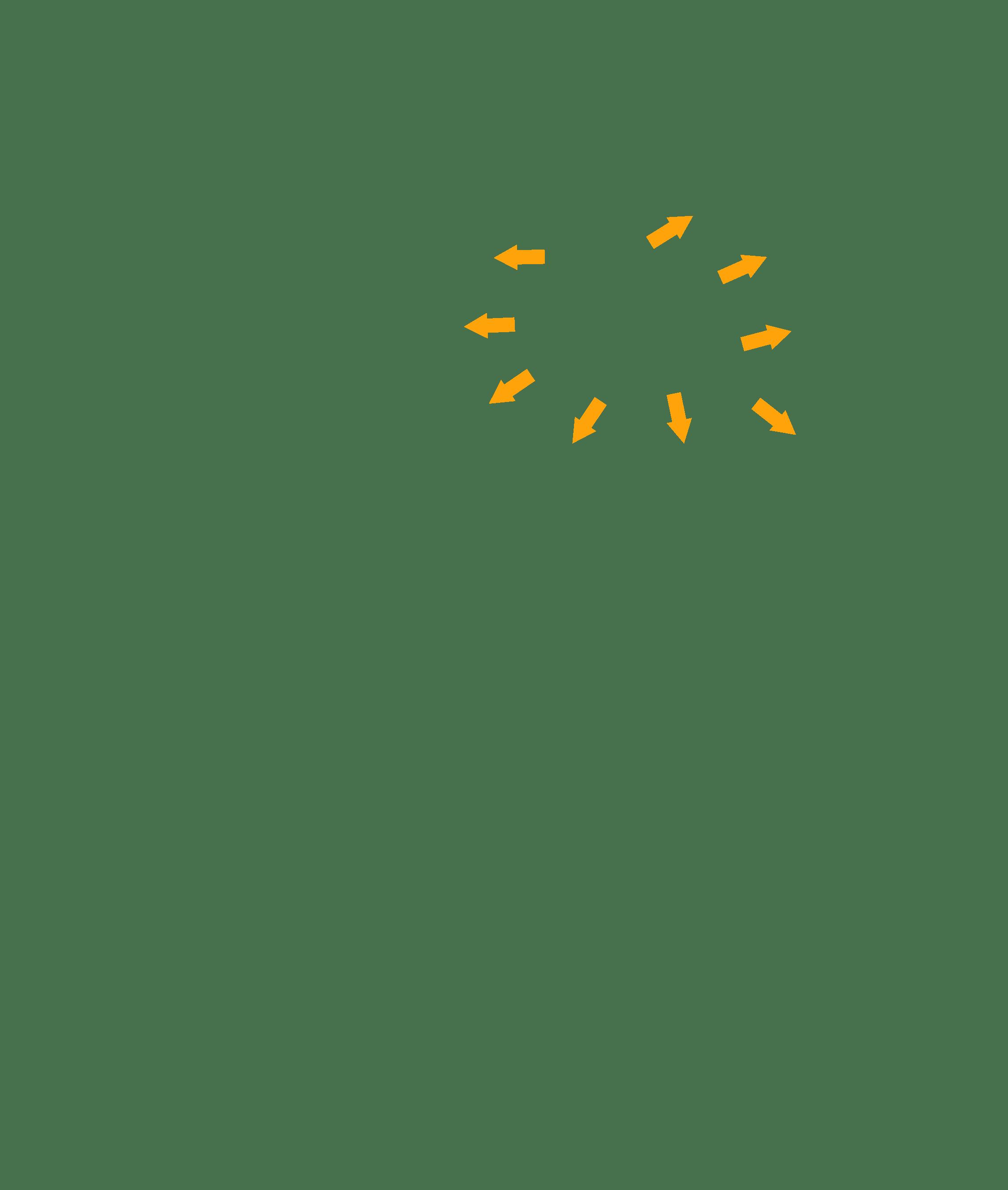 Extension de la culture céréalière