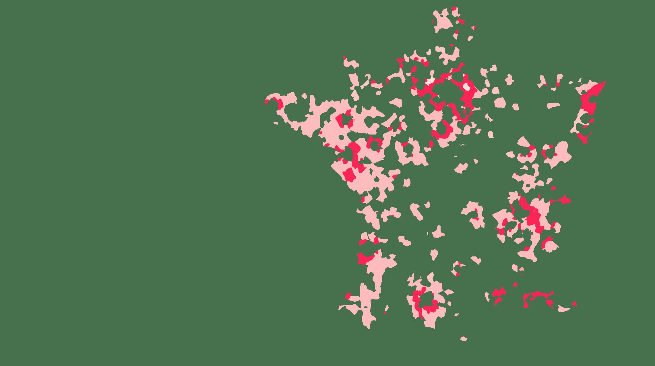 Les campagnes des villes