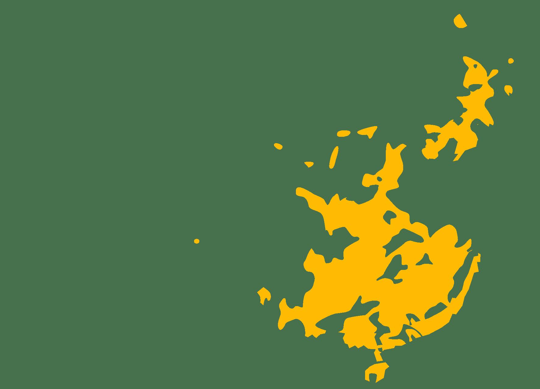 Moyenne densité de population