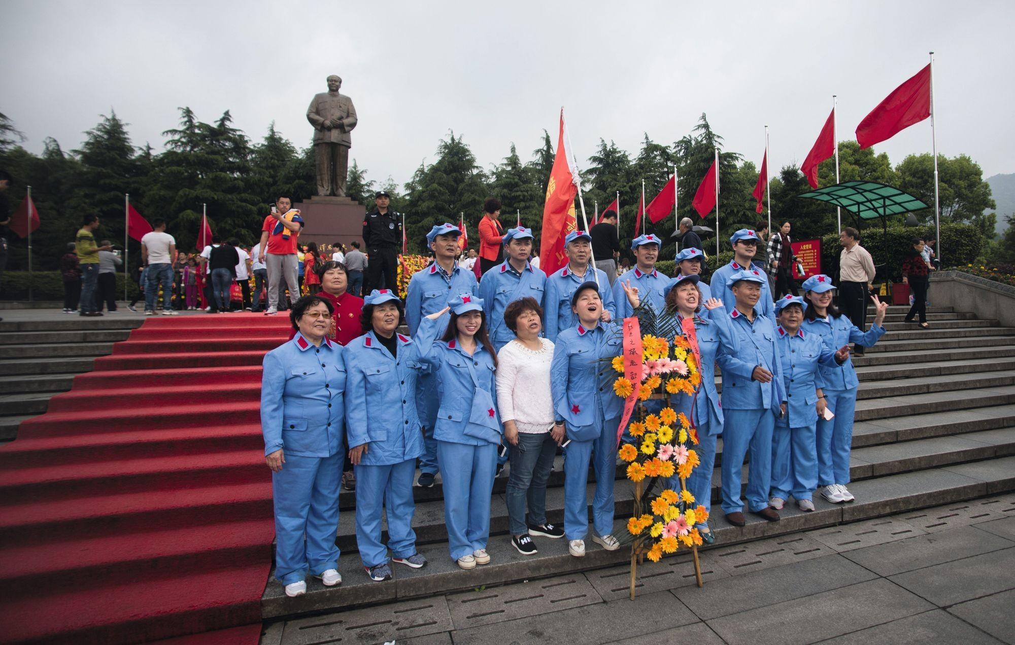 Le « tourisme rouge », une réinterprétation de l'histoire du maoïsme