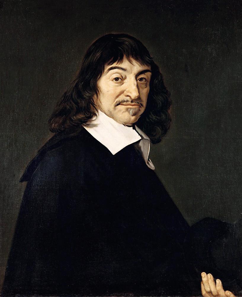 Histoire des Maths René Descartes