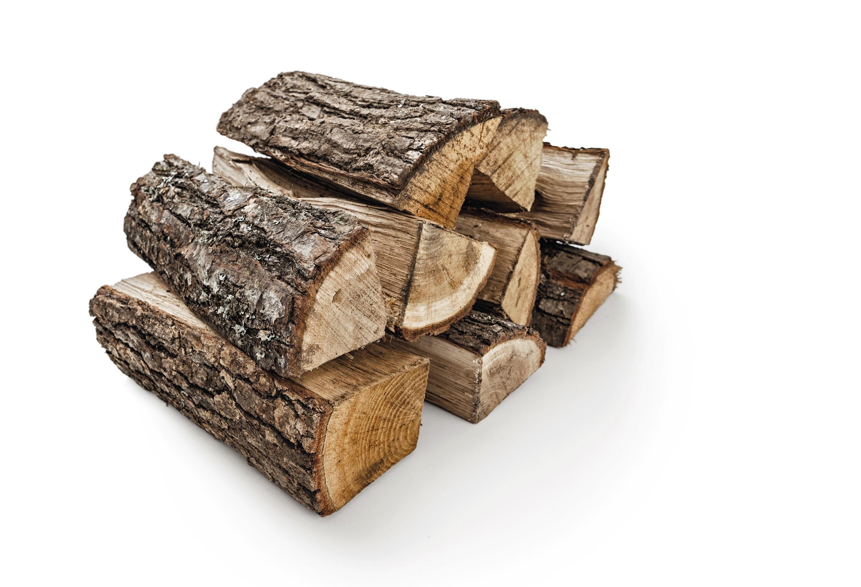 Bûches de bois sec (chêne)