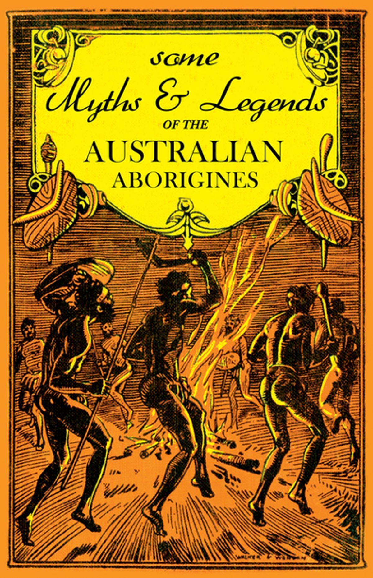 W.J. Thomas, Some Myths and Legends of the Australian Aborigines, 1923.