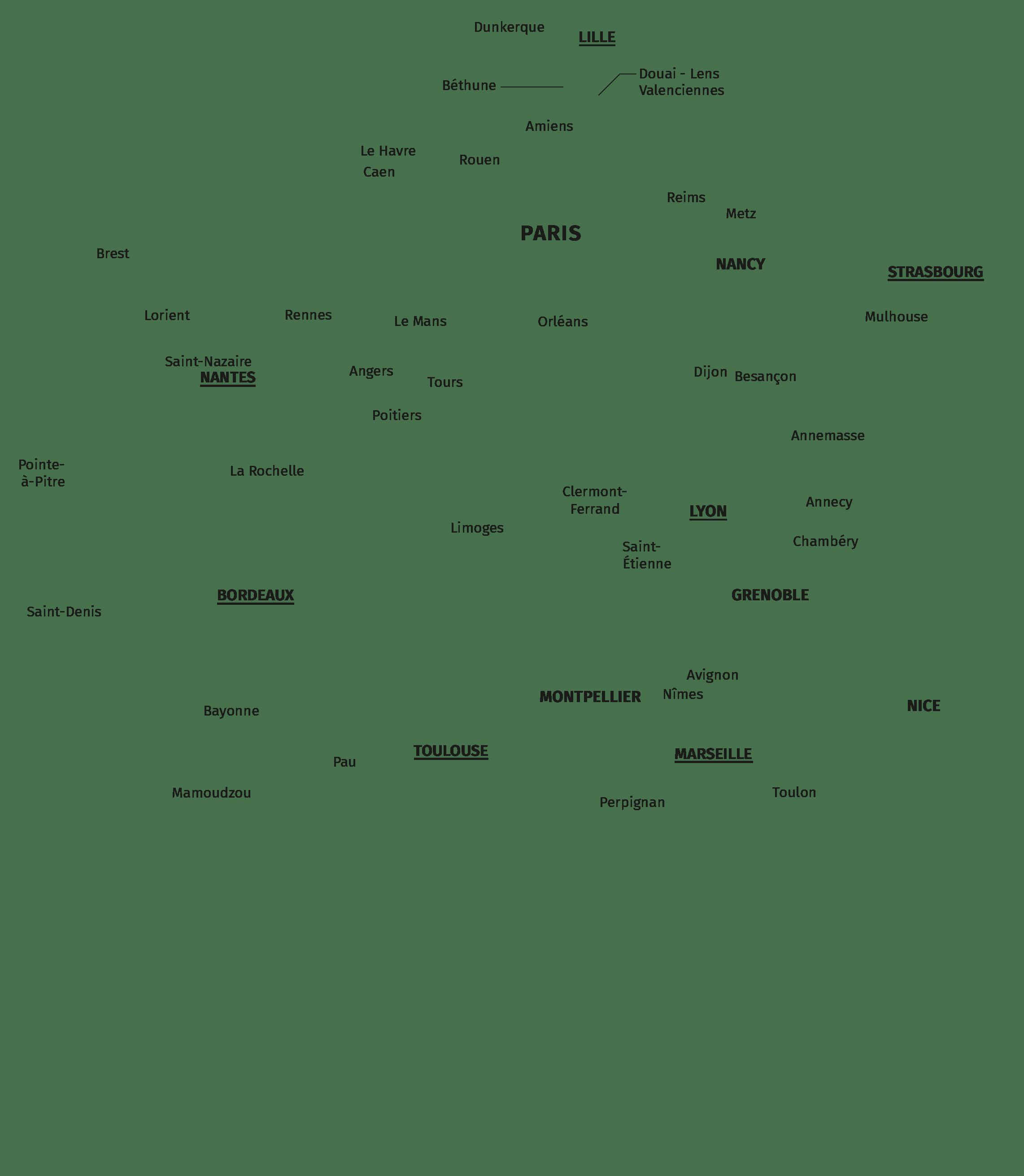 Des aires urbaines fortement différenciées (texte)