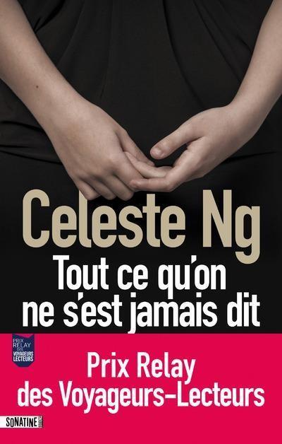 Celeste Ng, Tout ce qu'on ne s'est jamais dit, 2014, Pocket.