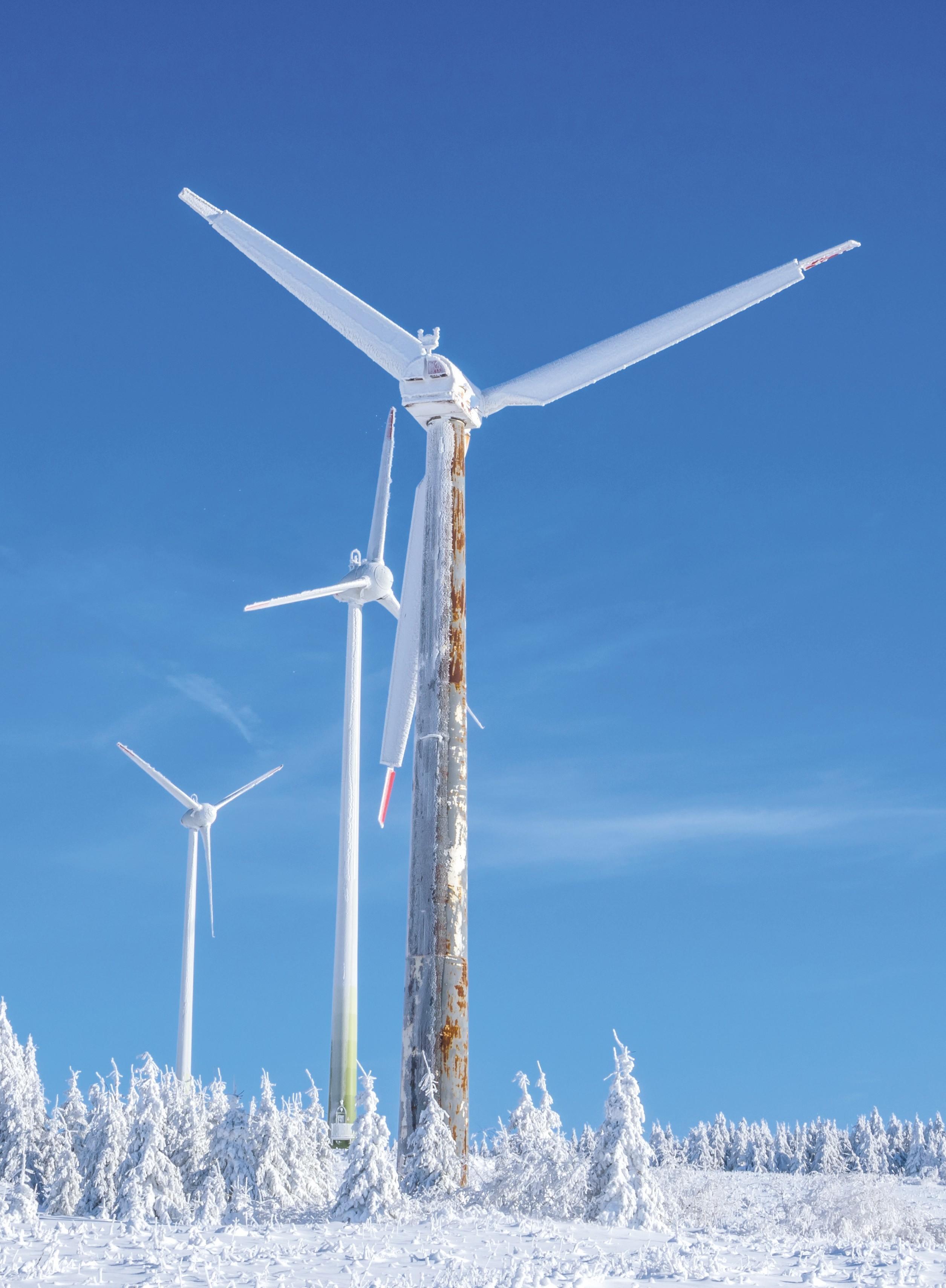 Une utilisation de l'effet Joule : les éoliennes
