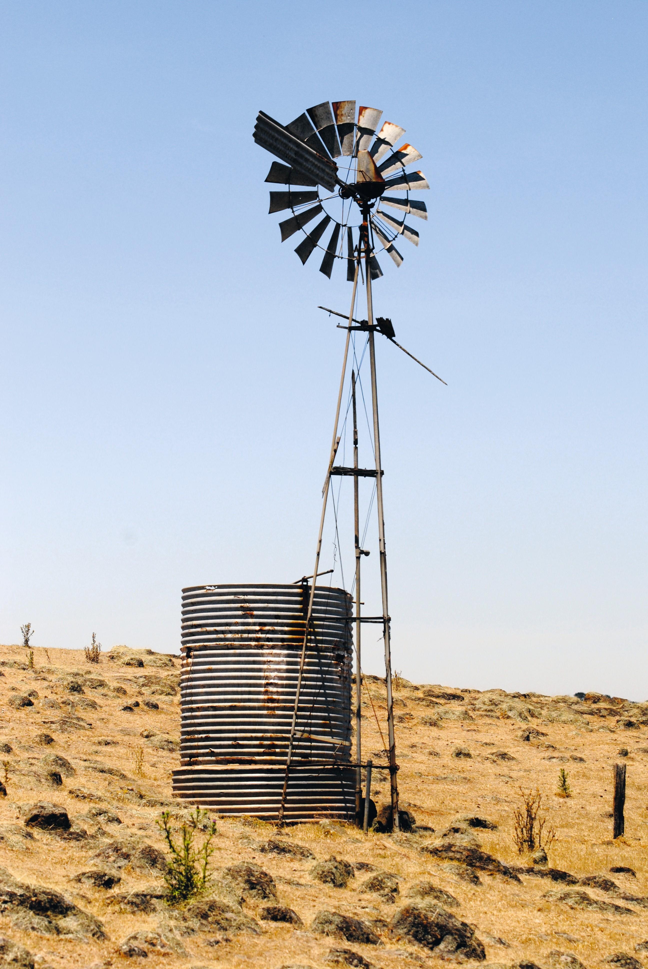 Éolienne et la loi Betz