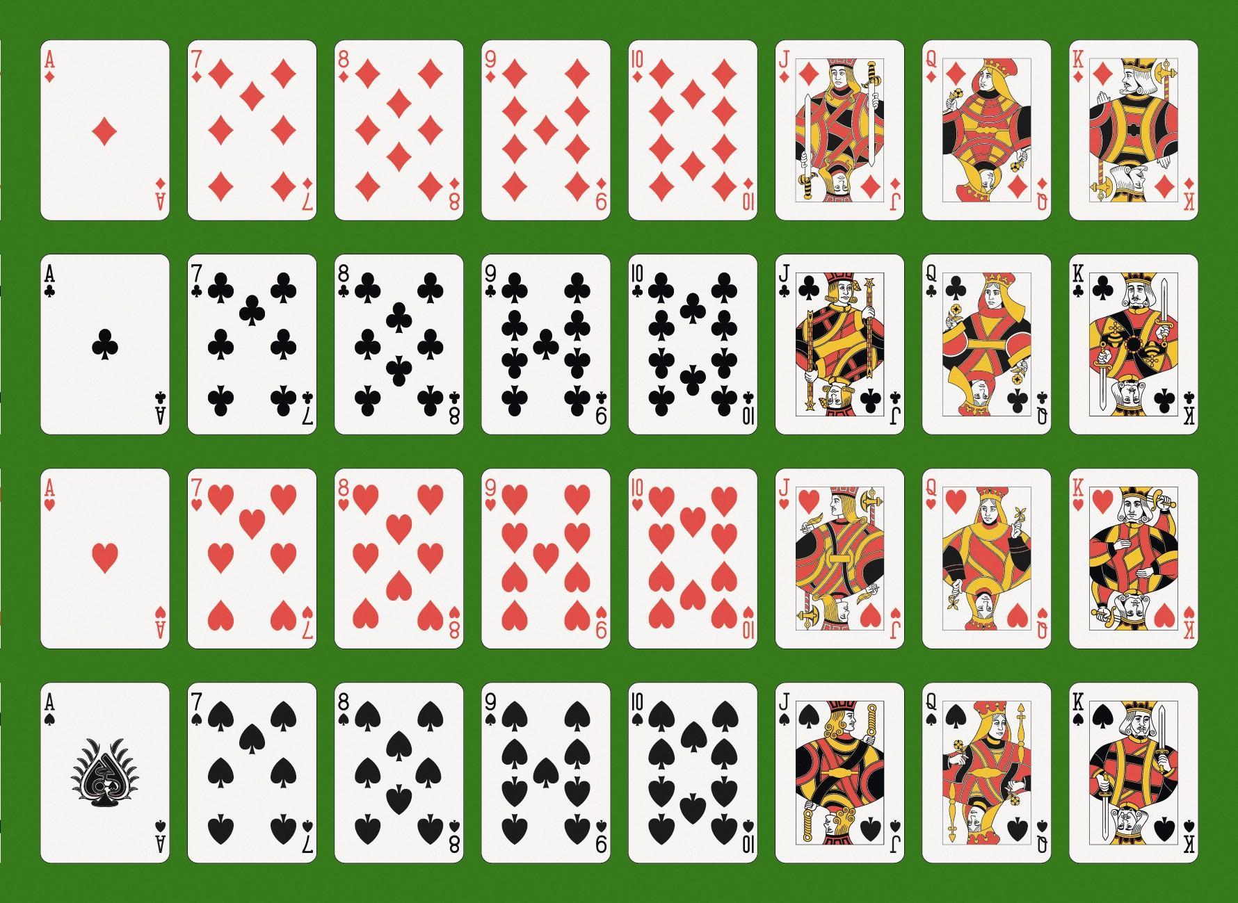 Jeu de 32 cartes - Probabilités et échantillonnage