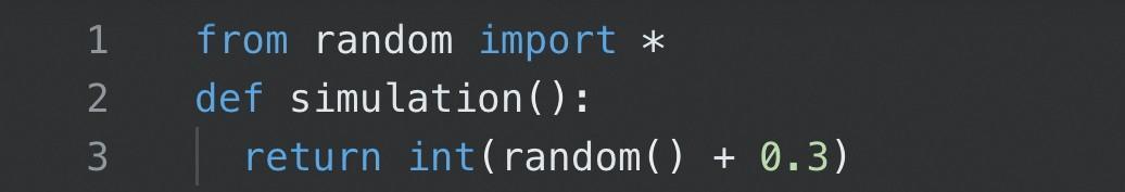 Python - Probabilités et échantillonnage