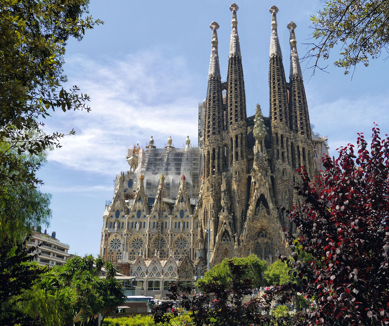 Sagrada Família - Barcelone - Espagne