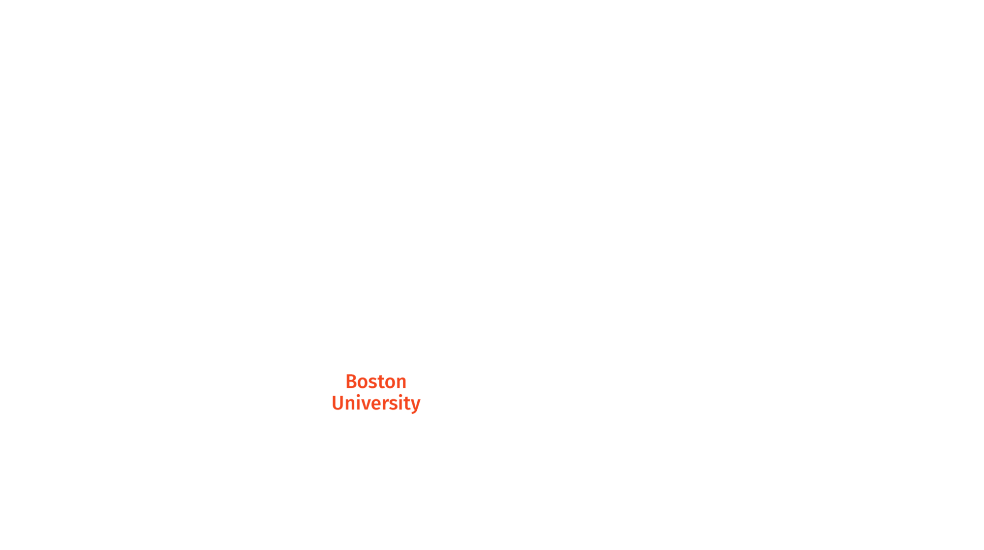 Boston University (texte)