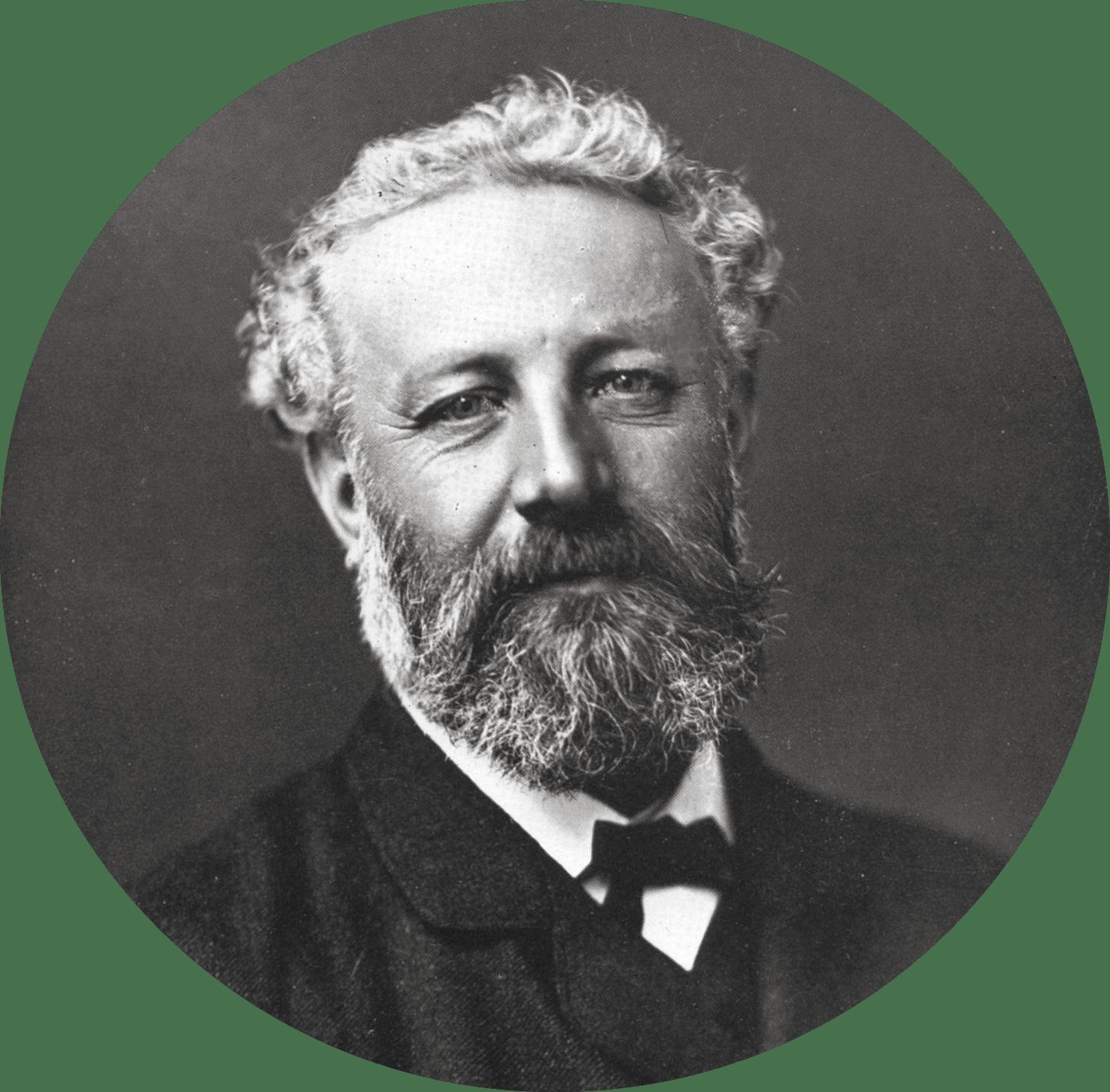Photographie Jules Verne