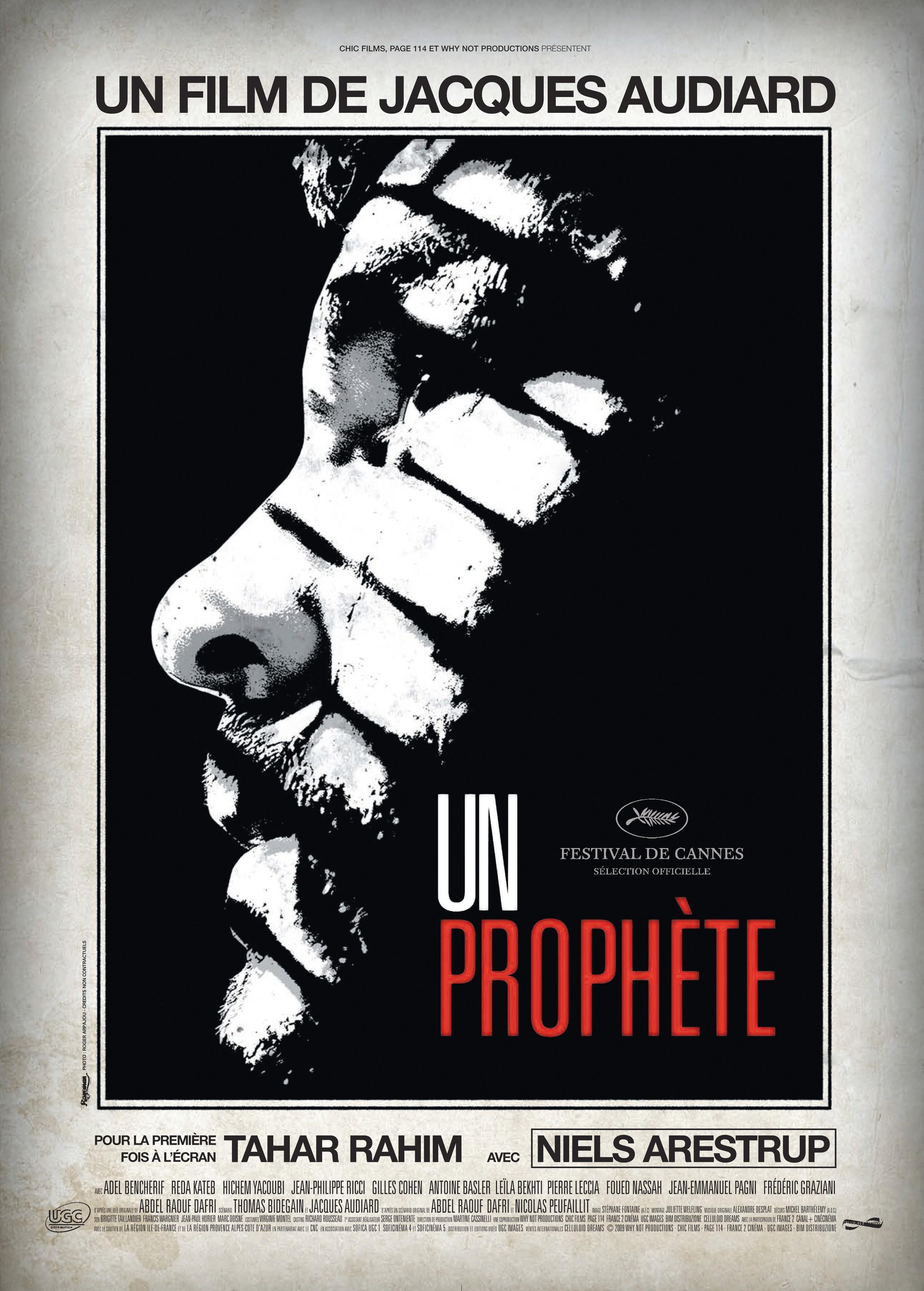 Un Prophète, de Jacques Audiard