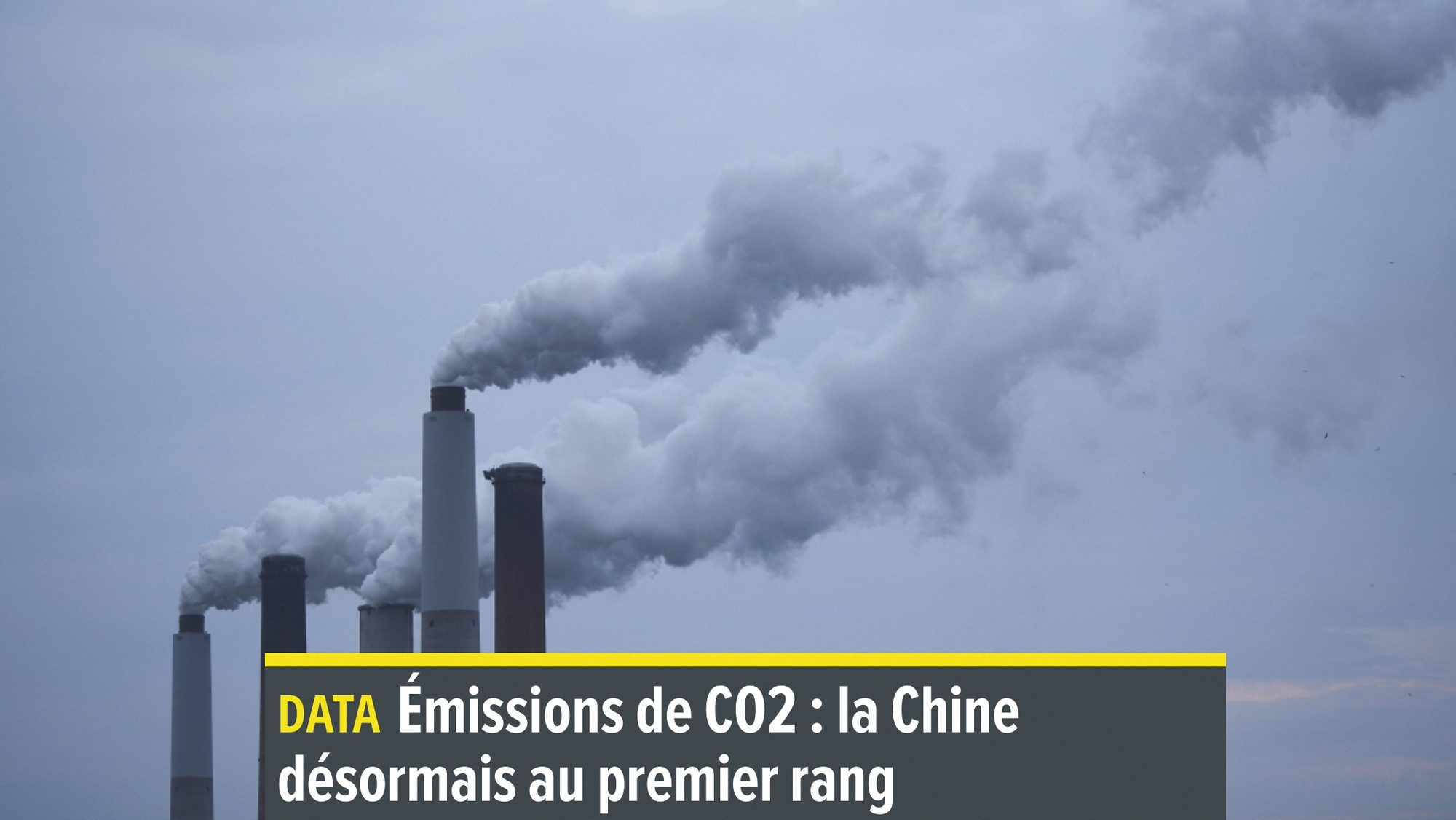 article Chine émissions CO2
