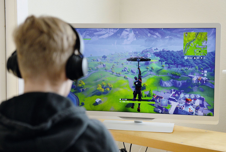 Jeux vidéo et produit scalaire