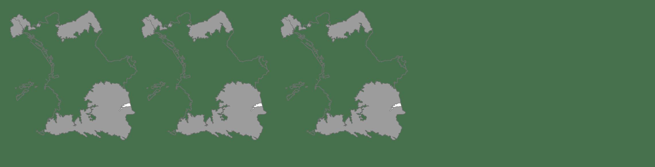 espace à dominante non bâtie