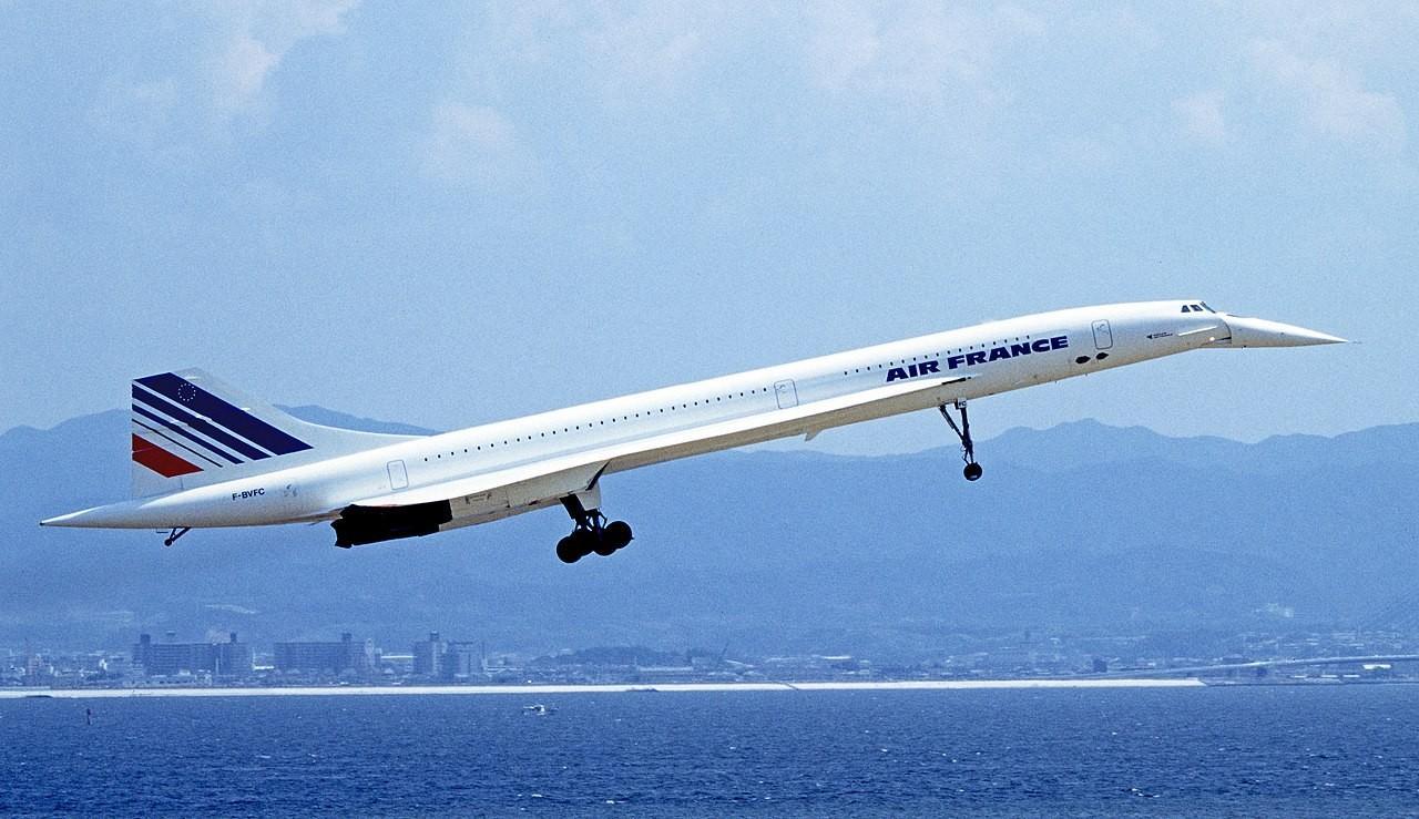 Avion : Concorde en 1994