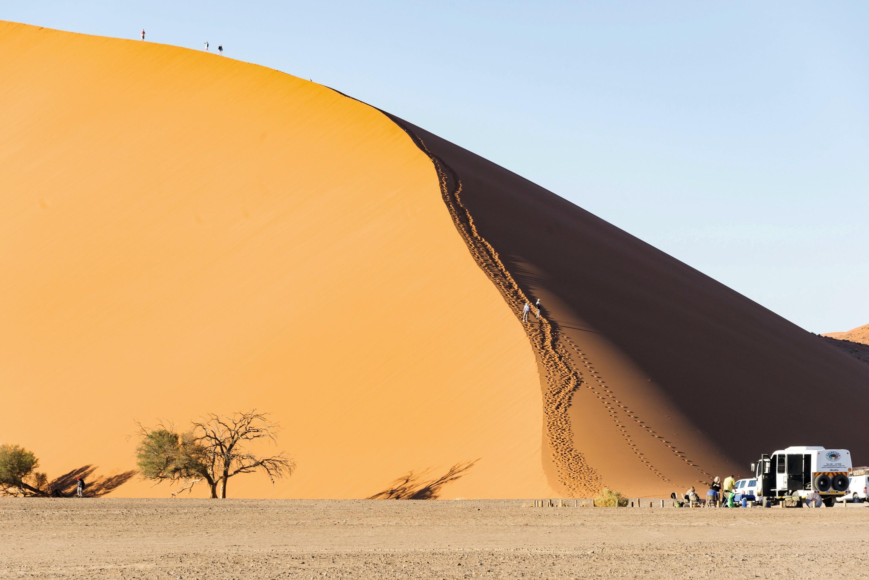 La Namibie, vers un tourisme durable ?