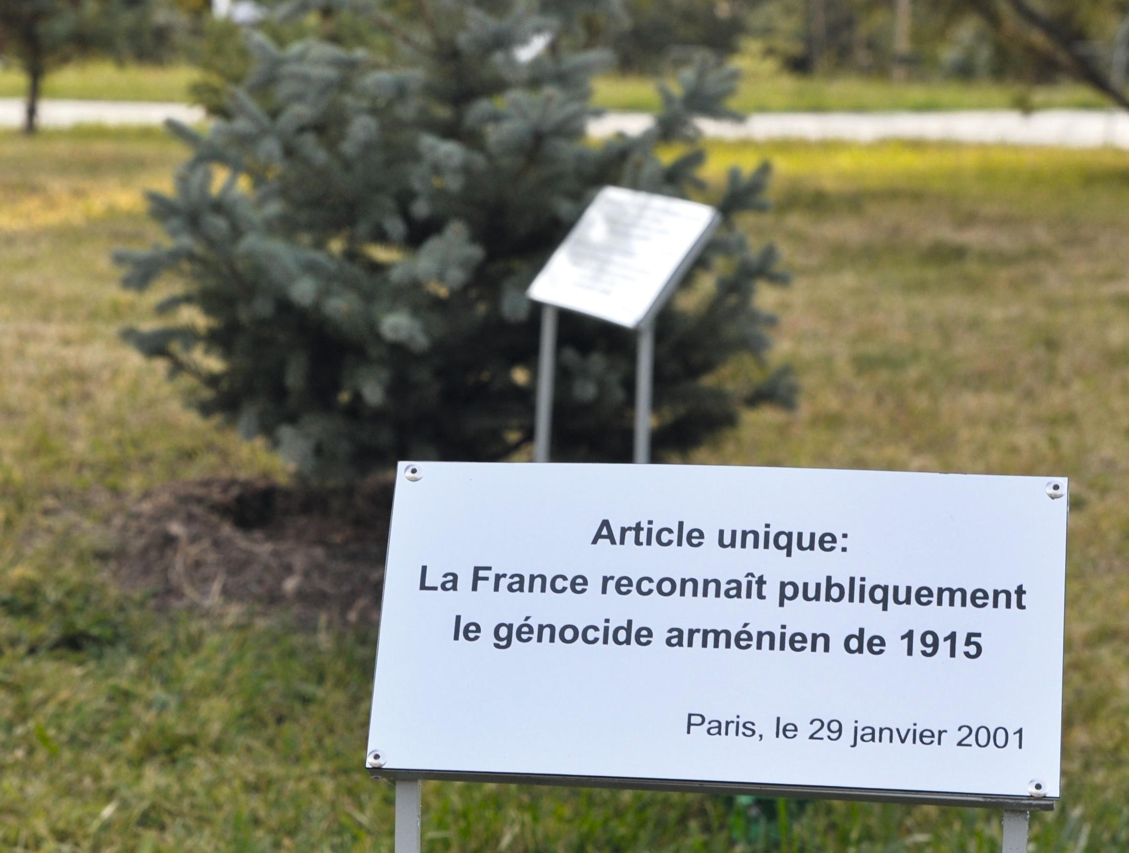 photo génocide France