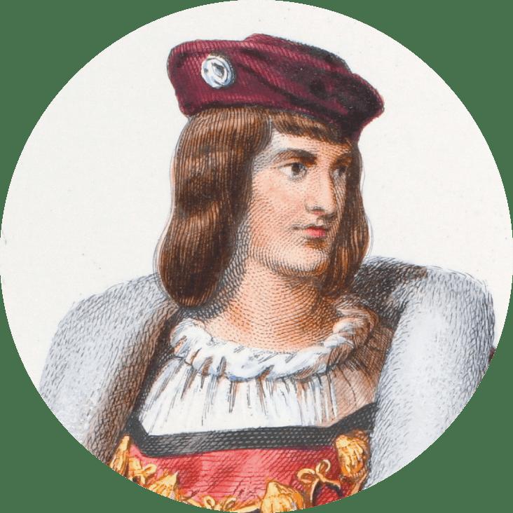 portrait Charles d'Orléans