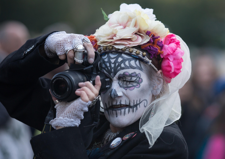 Glastonbury photographer