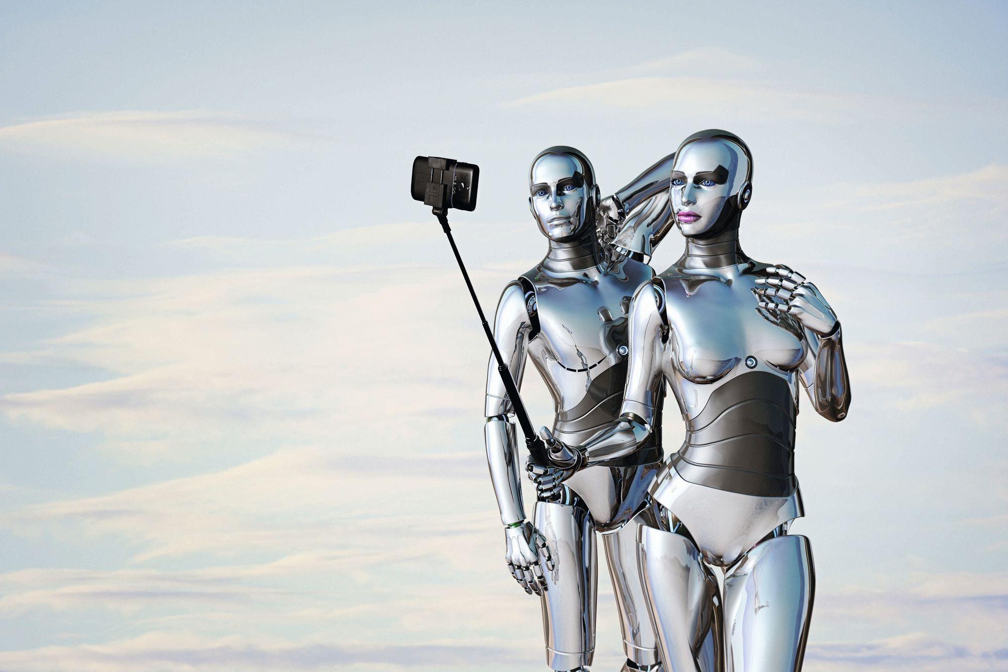 Paso 1, Crean inteligencia artificial capaz de pasarse el día mirando el móvil