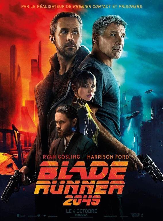 Blade Runner 2049 Denis Villeneuve 2017