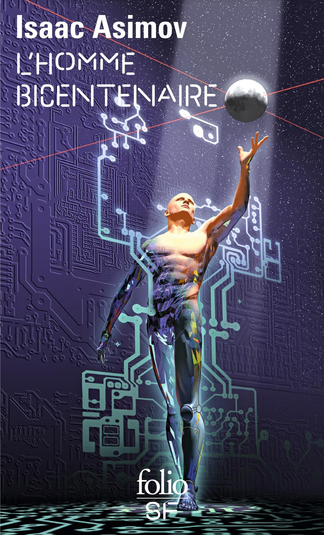 Isaac Asimov, L'Homme bicentenaire, 1976