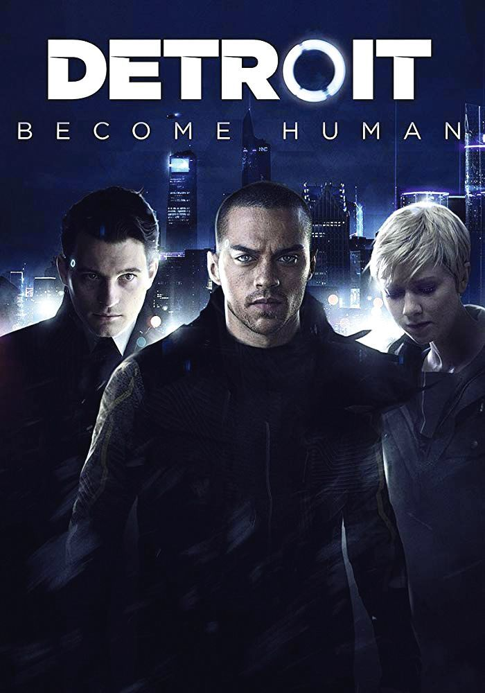 Detroit : become human, 2015, jeu vidéo développé par Quantic Dream, édité par Sony Interactive.