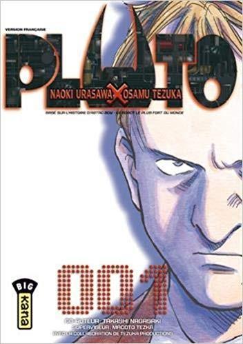 Pluto, tome 1 de Naoki Urasawa