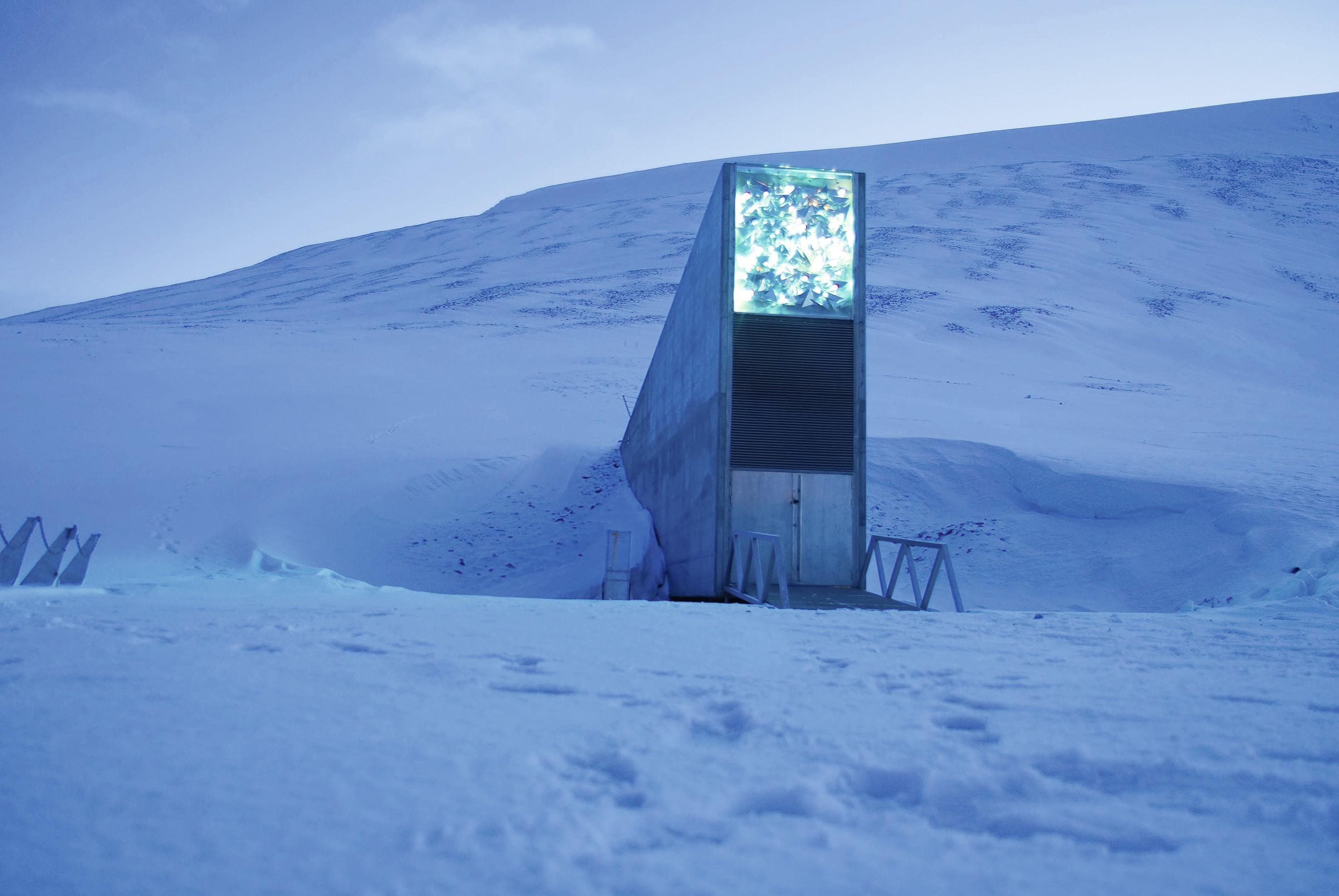 Le Svalbard Global Seed Vault