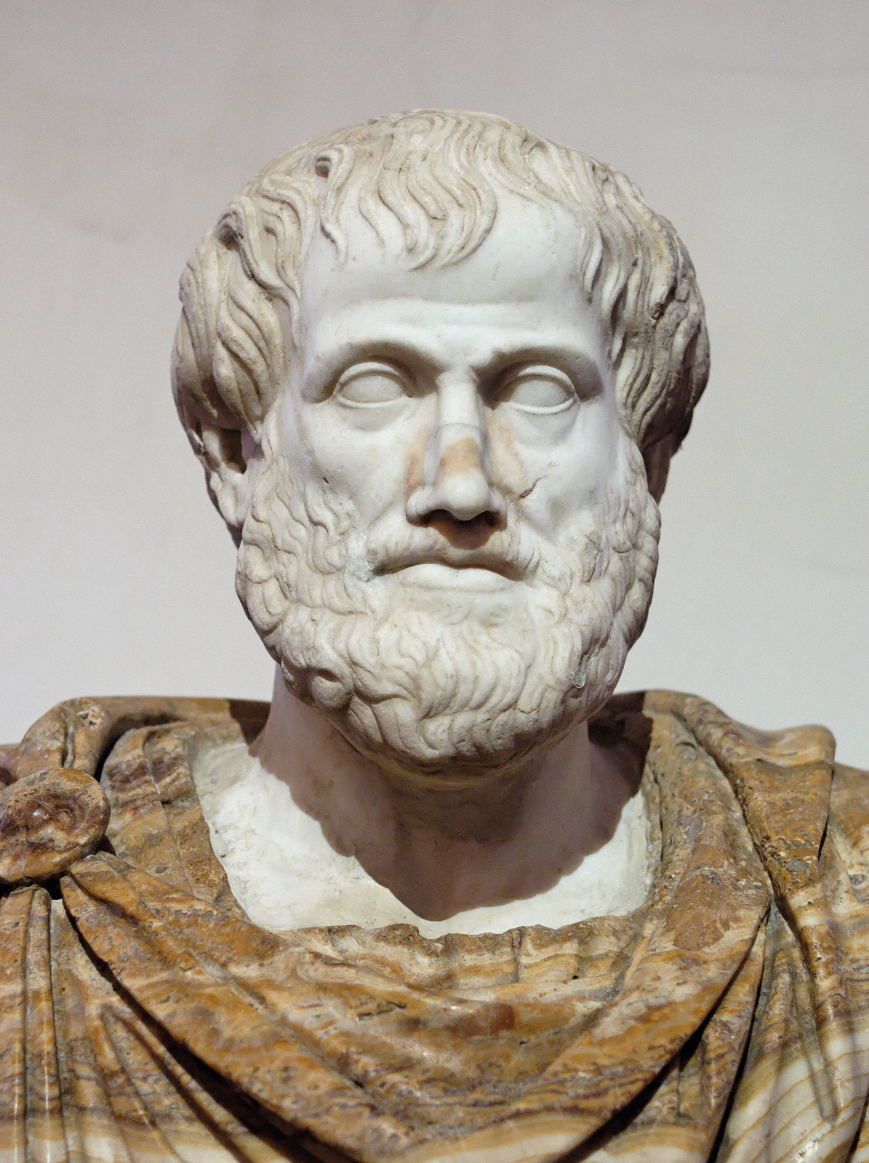 Aristote (384-322 av. J.-C.)